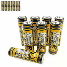 32 x AA 700mAh 1.2V NI-CD rechargeable battery CELL/RC MP3 2A KR6 HYPER Orange