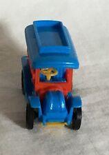 Bruder Mini Vintage Antique Toy Car Snap Together Plastic Made In Germany #2