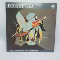 Doug & Bucky Doug Jernigan and Bucky Pizzarelli~1978 Swing Jazz Flying Fish