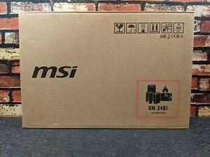 "MSI GF65 Thin 9SEXR-839 15.6"" 144 Hz i5-9300H GeForce RTX 2060 8GB 512GB SSD W10"