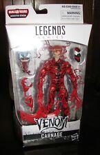 Marvel Legends Spider Man Monster Venom BAF Series CARNAGE