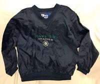Vintage Pro Player Seattle Mariners Rare Pullover Jacket Size XL Mens