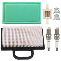 Air Filter for BS 499486S 405700-407700 18-22 HP Intek V-Twin Kit Engine Mower