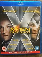 X-Men First Class - English  Blu Ray