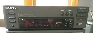 RARE: Vintage Sony Mini Hi-Fi ST-H300 AM/FM Tuner  (Part of the MHC-3500 System)