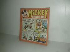 MICKEY POCHE MENSUEL n° 35  WALT DISNEY 1977