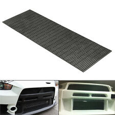 40 x 120cm Universal Plastic Grille Grill Honeycomb Vent Car Tuning Racing Mesh