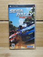 Sega Rally Revo (Sony PSP, 2007) Complete Tested Playstation Portable