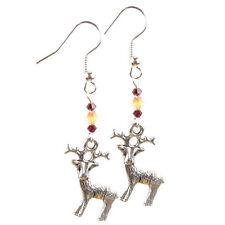 Christmas Kit : Crystalmas Reindeer Earrings