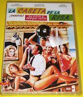 LA CASETA DE LA RISA / CASOTTO - DVD R2 - Italiano Español - Precintada