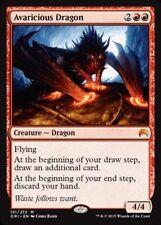 4X Avaricious Dragon - LP - Magic Origins  MTG Magic Cards Red Rare