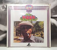 DOCTOR ROSS - THE HARMONICA BOSS LP UNPLAYED 1981 BIG BEAR REC. BRP 2013