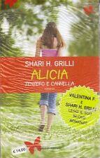 Alicia zenzero e cannella di Shari H. Grilli