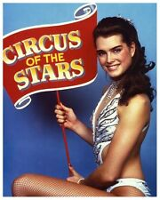 BROOKE SHIELDS color promo still CIRCUS OF THE STARS - (a490)