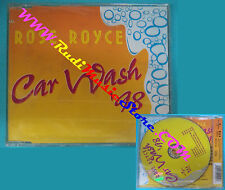 CD singolo Rose Royce Car Wash '98 MCD 49104 EUROPE 1999 SIGILLATO (S30)