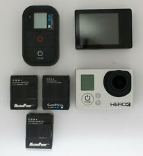 GoPro HERO3 - Black Edition with LCD SCREEN & STEADICAM CURVE INCLUDED.