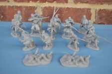 TSSD Civil War Union Great Coat Uniform Gray 54MM 1/32 Toy Soldiers