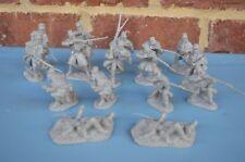 TSSD Civil War Union Great Coat Uniform Gray 54MM 1/32 Toy Soldiers