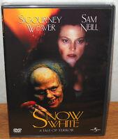 Snow White: A Tale of Terror (DVD, 2002) Sigourney Weaver, Sam Neill - BRAND NEW