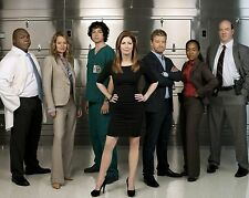 Body of Proof CAST / Dana Delany 8 x 10 GLOSSY Photo Picture