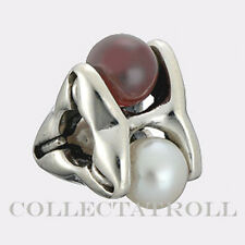 Authentic TrollBeads Silver Pure Passion Trollbead   51734