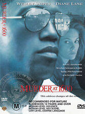 Murder At 1600-1997-Wesley Snipes- Movie-DVD
