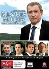 Midsomer Murders - The Beginner's Collection (DVD, 2013, 2-Disc Set) Like New