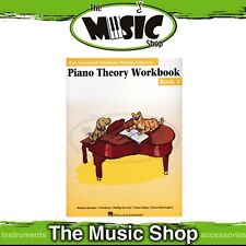 New HLSPL Piano Theory Workbook Book 3 - Hal Leonard Student Piano Library
