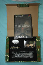 Project Minerva  (LIMITED EDITION JAPAN PS2 IMPORT BUNDLE!, RARE & OOP!)