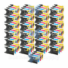 100 PACK LC71 LC75 NON-OEM Ink for BROTHER MFC-J430W LC-71 LC-75 LC71 LC75 LC79
