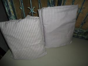 CIRCO PURPLE & WHITE STRIPE (2PC) TWIN SHEET SET