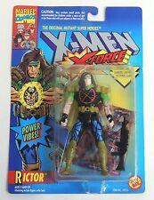 ESZ700. Marvel Comics X-Men X-Force Rictor Action Figure by ToyBiz (1994)>