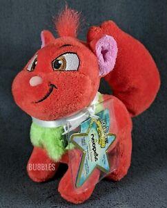 NWT 2008 Series 5 Christmas Wocky Neopets Keyquest Plushie Stuffed Animal w/CODE