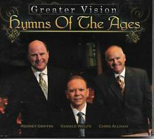 """GREATER VISION...........""""HYMNS OF THE AGES""""............NEW SEALED HTF GOSPEL CD"""