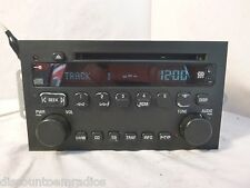04 05 06 07 Buick Rendezvous Regal Radio Cd Player 10373729 st9158