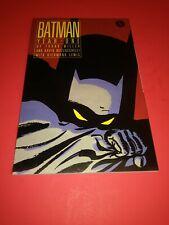 """BATMAN YEAR ONE"" 1988 DC GRAPHIC NOVEL"