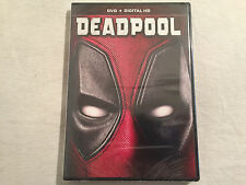 Deadpool (DVD, 2016) BRAND NEW - FREE SHIPPING TO THE US!!!