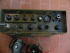 Racal TRA 921 HF Military Manpack Transceiver, Tested OK