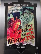 Du lebst noch 105 Minuten - Film Noir mit Burt Lancaster, Barbara Stanwyck