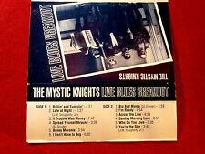 Mystic Knights~ Live Blues Breakout~ Mega Rare~ Holy Grail~ Blues Cassette
