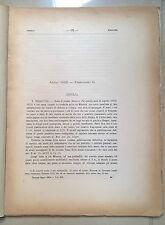 SICILIA SIRACUSA MODICA STORIA LOCALE ACCADEMIA DEI LINCEI 1915