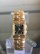 wannawatch: USED CROTON 23K Gold Plated Ladies Watch