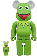 1f832a722f66 Apr 2019 Medicom Toy Bearbrick Be rbrick Kermit The Frog 100 400