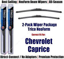 2pk Super-Premium NeoForm Wipers fit 2011+ Chevrolet Caprice - 162613/1515