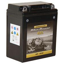 Intact Bike-Power Gel12-12AL-A Motorradbatterie 12V/12Ah 51213/YB12AL-A