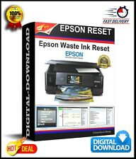 EPSON XP-600 605-750-800-850 WASTE INK PADS RESET DOWNLOAD ITEM Utility Software
