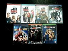 THE BIG BANG THEORY SERIES 1-7 (22 DISCS)