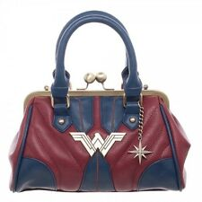 Wonder Woman DC Comic Costume Inspired Handbag Purse Amazon Princess