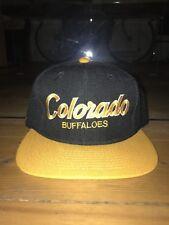 Vintage Sports Specialties Snapback Cap Colorado Buffalos Starter Nwa Oldschool