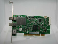 ✔️📺 WORKING - ASUS TIGER-S/FM/DT/P/NEC 06A200030NE TV TUNER PCI CARD UK SELLER